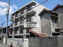 ハイシティ岩田[4階]の外観