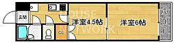 スプレール田中[301号室号室]の間取り
