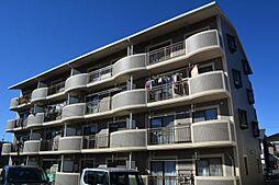 静岡県静岡市駿河区高松2丁目の賃貸マンションの外観