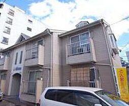 福岡県北九州市小倉南区下城野2丁目の賃貸アパートの外観