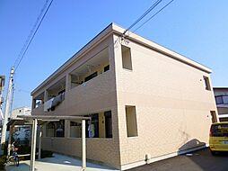 兵庫県宝塚市南ひばりガ丘3丁目の賃貸マンションの外観