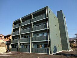 キャッスルヒルズ[3階]の外観