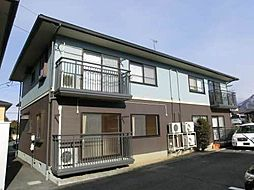 長野県須坂市墨坂南1丁目の賃貸アパートの外観