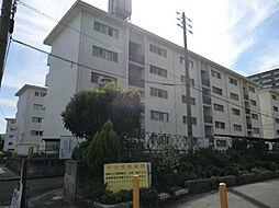 南港厚生年金共同住宅3号棟[5階]の外観