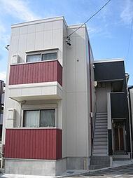 クレフラスト新浜松駅西[201号室]の外観