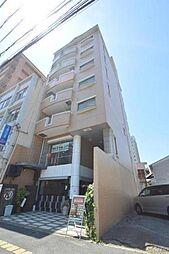 広島県広島市中区小町の賃貸マンションの外観