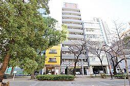 大阪府大阪市西区新町1丁目の賃貸マンションの外観