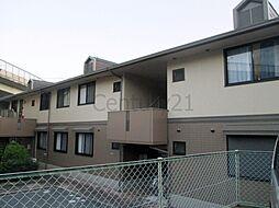 ソレーユ萩原B棟[2階]の外観