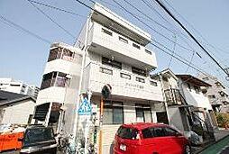 福岡県福岡市早良区祖原の賃貸マンションの外観