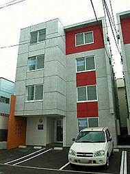 ポデューム24ケン[2階]の外観