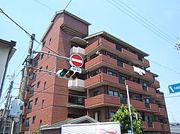 京都府京都市伏見区桃山最上町の賃貸マンションの外観