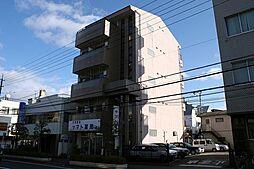 奈良県奈良市鳥見町1丁目の賃貸マンションの外観