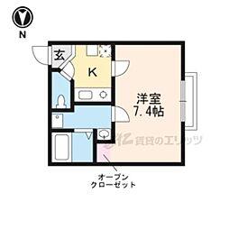 鳥羽街道駅 5.3万円