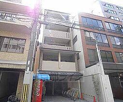京都府京都市中京区尾張町の賃貸マンションの外観