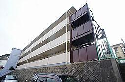 向の山コーポ[2階]の外観