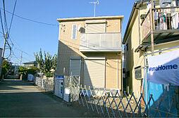 [一戸建] 神奈川県茅ヶ崎市美住町 の賃貸【/】の外観