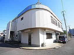 [タウンハウス] 千葉県松戸市新松戸6丁目 の賃貸【/】の外観