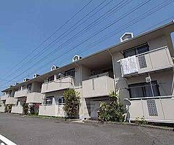 京都府京都市西京区大枝沓掛町の賃貸アパートの外観