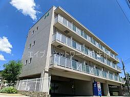 O−6マンション[303号室]の外観