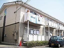愛知県岩倉市昭和町3丁目の賃貸アパートの外観