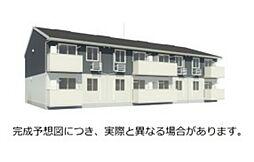 JR山陽本線 北長瀬駅 徒歩21分の賃貸アパート