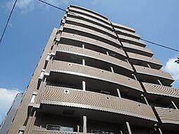 東京都世田谷区上馬3丁目の賃貸マンションの外観