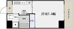 ウィステリアガーデン[7階]の間取り