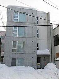 パトラス東札幌[1階]の外観