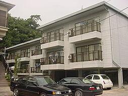 神奈川県横浜市鶴見区馬場1丁目の賃貸マンションの外観