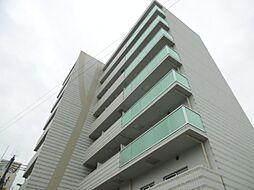ブリリアントコート西田辺[605号室号室]の外観