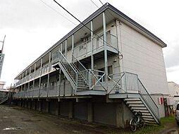 サンローゼ北野D[102号室]の外観