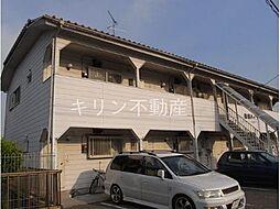 鶴田ハイツ[8号室号室]の外観