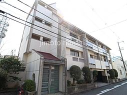 大阪府吹田市穂波町の賃貸マンションの外観