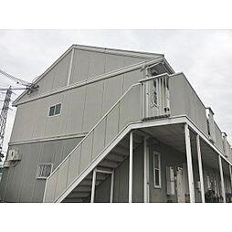 奈良県橿原市雲梯町の賃貸アパートの外観