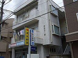 三恵コーポ[2階]の外観
