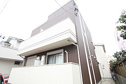 愛知県名古屋市守山区東山町の賃貸アパートの外観