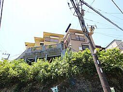 [テラスハウス] 神奈川県横須賀市汐入町5丁目 の賃貸【/】の外観