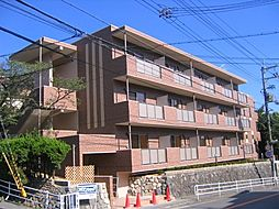 兵庫県宝塚市中筋山手2丁目の賃貸マンションの外観