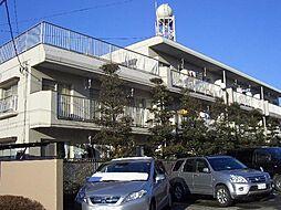 第二西形マンション[3階]の外観