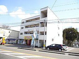古井公団マンション[2階]の外観
