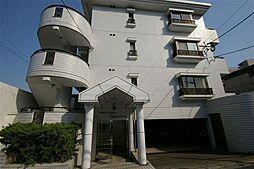 ホワイトシャトー高宮[2階]の外観