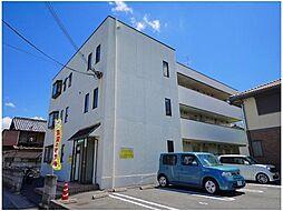 奥村マンション[1階]の外観