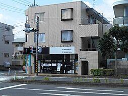 神奈川県横浜市都筑区牛久保西2丁目の賃貸マンションの外観
