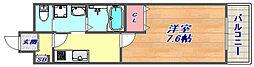 [タウンハウス] 兵庫県神戸市東灘区深江本町3丁目 の賃貸【/】の間取り