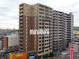 プレサンス名古屋STATIONアライブ[8階]の外観
