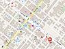 地図,1LDK,面積30.52m2,賃料5.0万円,札幌市営東西線 琴似駅 徒歩3分,札幌市営東西線 二十四軒駅 徒歩11分,北海道札幌市西区二十四軒四条5丁目9番25号