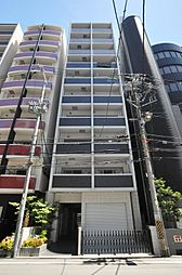 大阪府大阪市浪速区日本橋東3丁目の賃貸マンションの外観