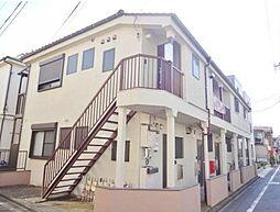 昭栄ハウス[1階]の外観