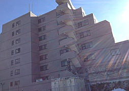埼玉県和光市白子1丁目の賃貸マンションの外観