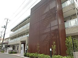 埼玉県さいたま市桜区町谷3丁目の賃貸マンションの外観